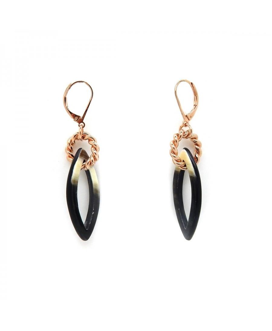 """Elegance"" earrings (mixed)"