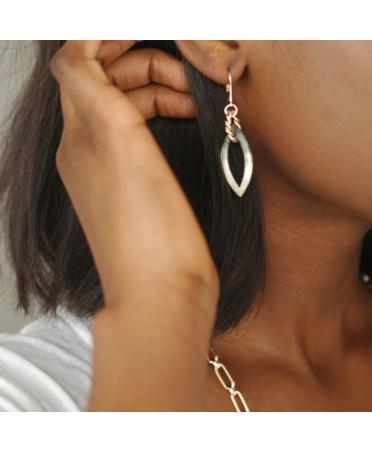 Boucles d'oreilles Elégance Mixte