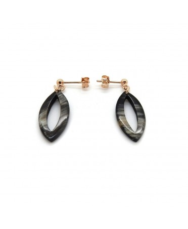 """Elegance"" stud earrings (small)"