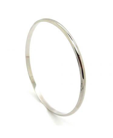 Bangle bracelet - Palladium