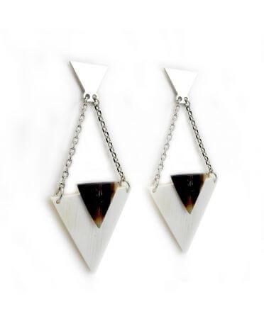 Aya earrings - Light