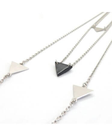 Juliaca long necklace