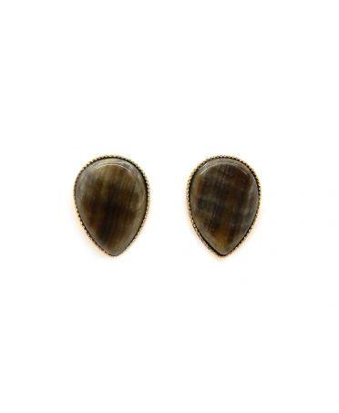 Boucles d'oreilles Lucette