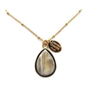 Eglantine chain necklace