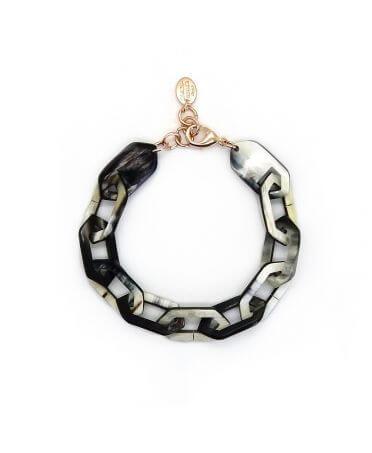 """Volupté"" horn bracelet"