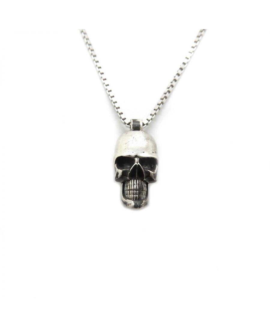 Skull necklace - large model