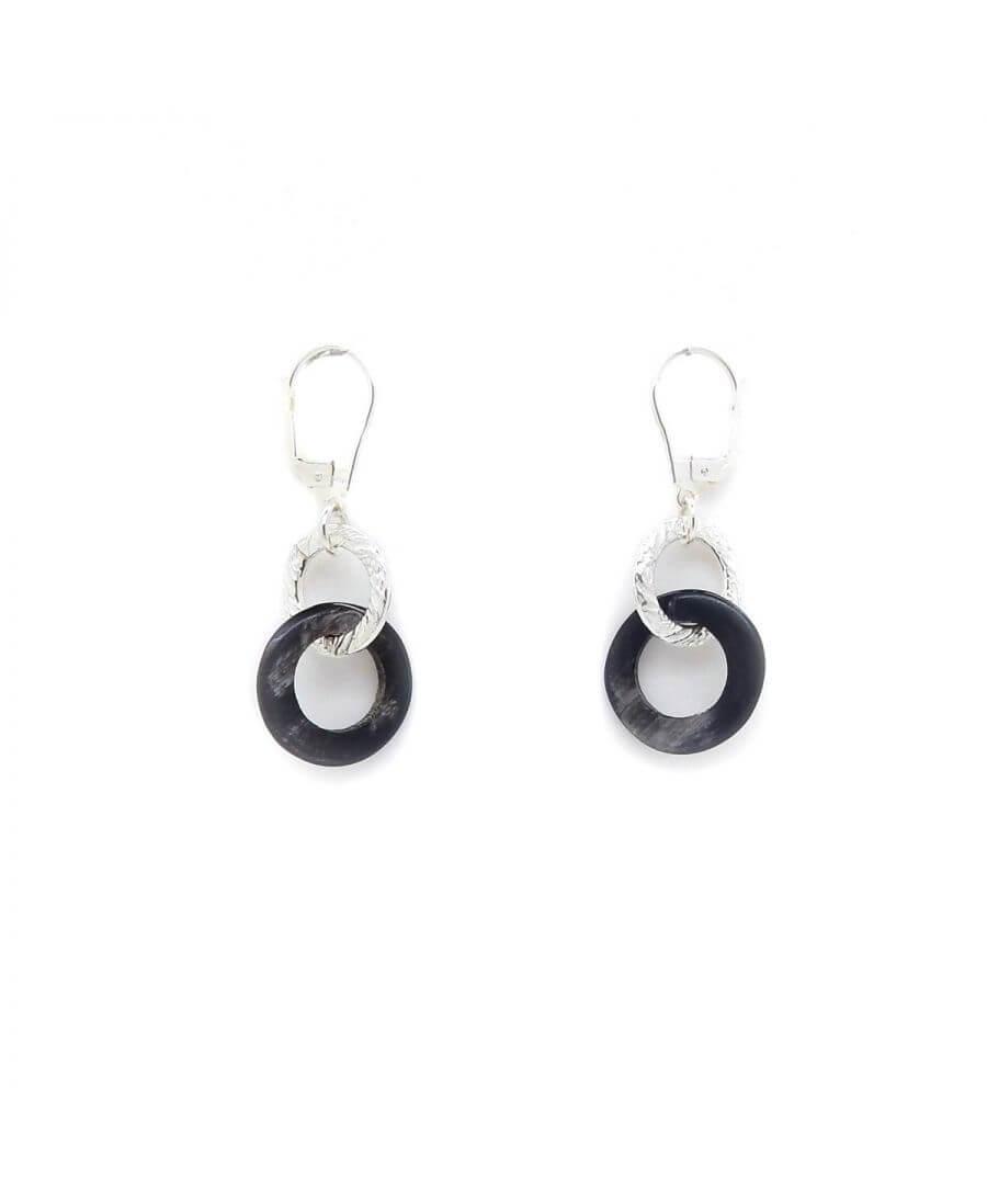 Boucles d'oreilles anneau Petit modèle - Désir