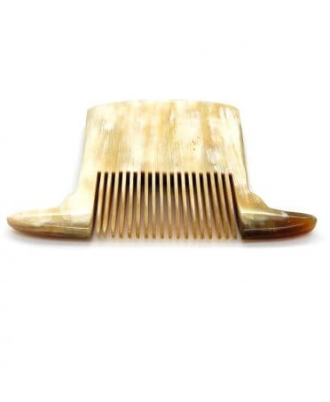 Top Hat comb -Light horn
