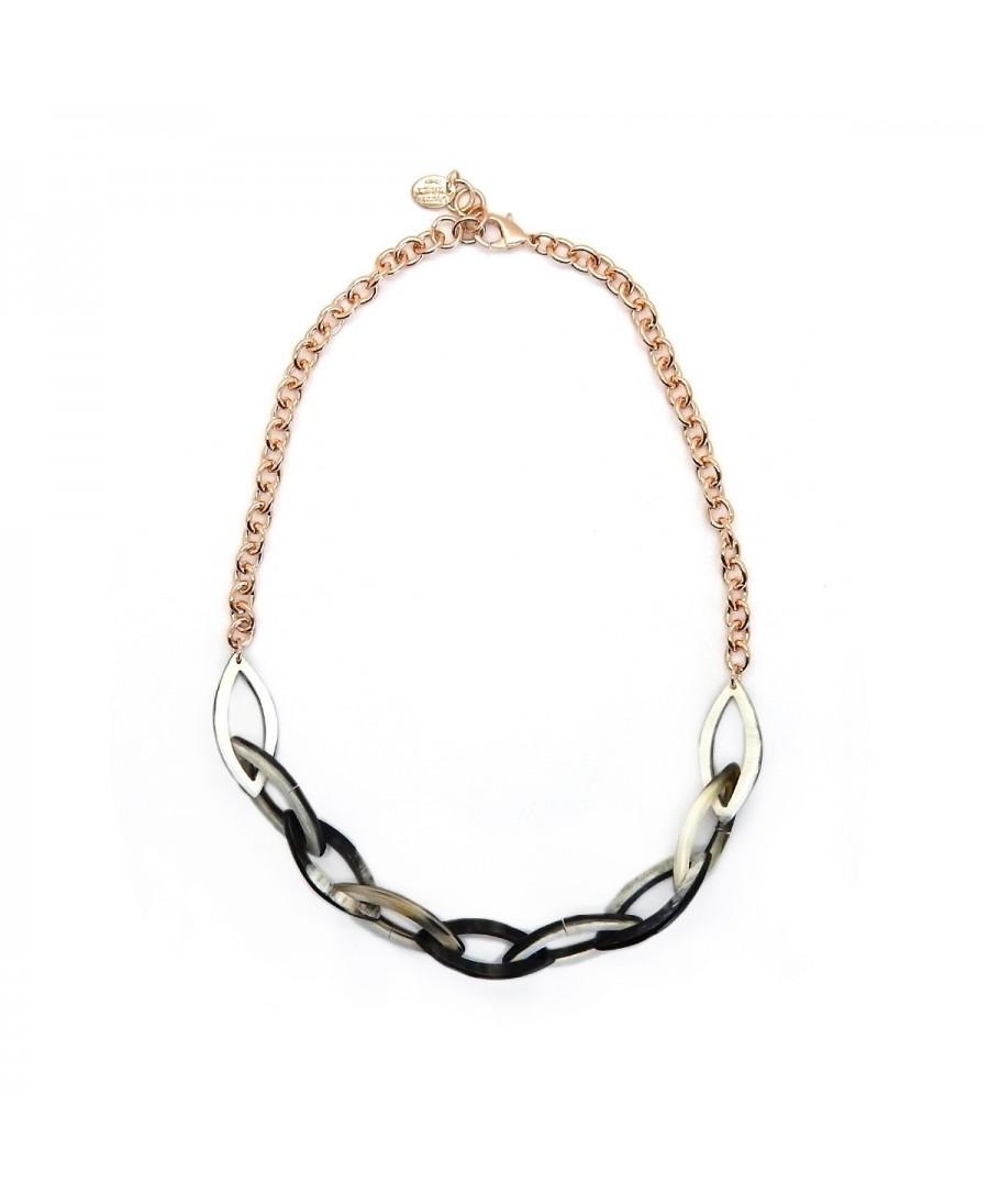 """""""Elegance"""" horn necklace"""