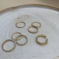 //RINGS// Que vous les portiez seules ou que vous les accumuliez, nos bagues fines vous accompagneront pour toutes les occasions en vous garantissons classe et élégance ✨ - Assiette : @albanetrolle  - #bagues #rings #bijoux #jewellery #fashion #mode #ootd #aesthetic #shopping